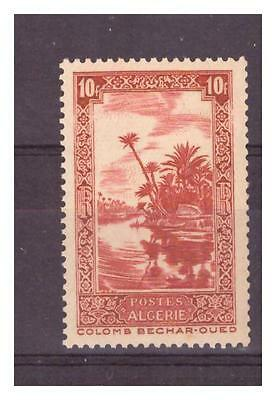 Africa Timbre Algerie Neuf N° 120 ** Lambese Pretty And Colorful Architecture