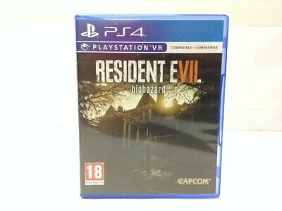 Juego Ps4 Resident Evil 7 Biohazard Ps4 4681513