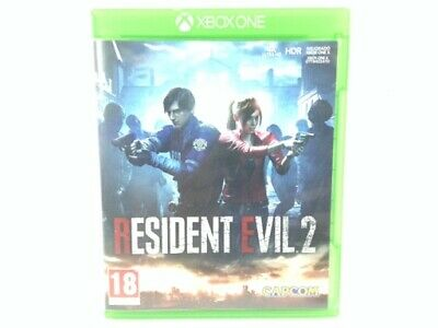 Juego Xbox One Resident Evil 2 4681811