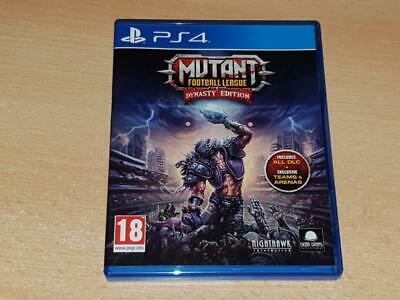Mutant Football League Dynasty Edition PS4 Playstation 4 **FREE UK POSTAGE**