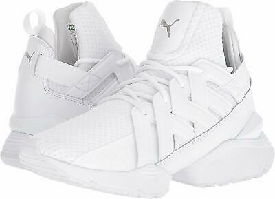 Details about PUMA Muse Echo EP Womens Trainers Sneakers Badminton White Shoes 365522 01 M10