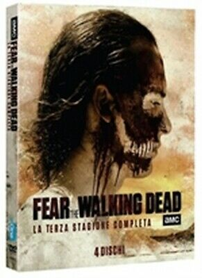 Fear the Walking Dead - Stagione 3 (4 DVD) - ITALIANO ORIGINALE SIGILLATO -