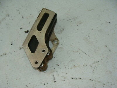 1999 HONDA CR 500R OEM CHAIN GUIDE with FASTENERS