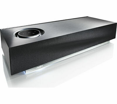 NAIM Mu-so Wireless Speaker - Black - Currys DAMAGED BOX