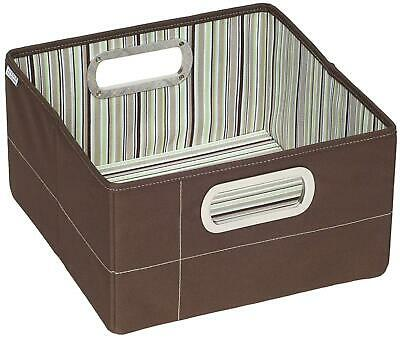 JJ Cole Baby Storage Box for Nappies and Clothes