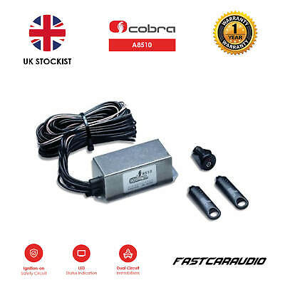 Cobra A8510 Thatcham Cat 2 Immobiliser With Touch Keys