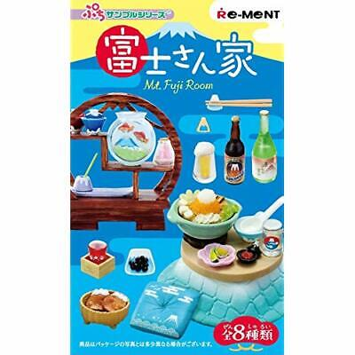 RE-MENT Petit Sample Mt. Fuji House 8pcs Complete BOX w/ Tracking NEW