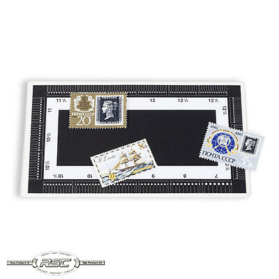 Plastic Sealed Stamp Perforation Gauge by Lighthouse - Sold Individually!