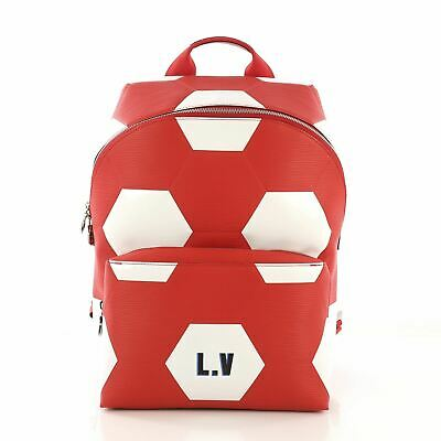 d13feace12555 Louis Vuitton Apollo Backpack Limited Edition FIFA World Cup Epi Leather
