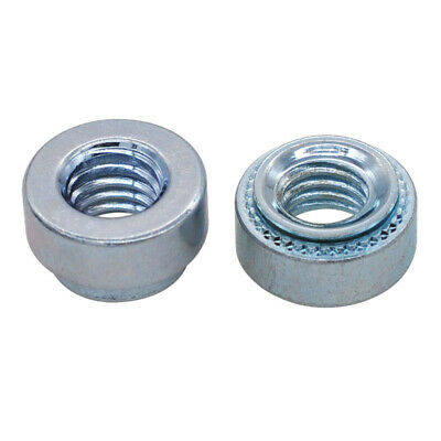 Blue Zinc Steel - Self-Clinching Nuts Swage Nut - M2 M2.5 M3 M4 M5 M6 M8 M10