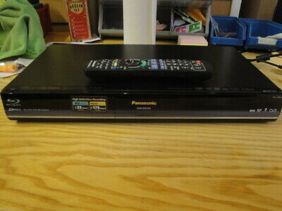 Panasonic Freeview Blu-Ray Disc Recorder With Hard Drive. Dmr-Bw780