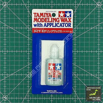 Tamiya Finishing Materials 87036 Modeling Wax with Applicator F/S FROM JAPAN