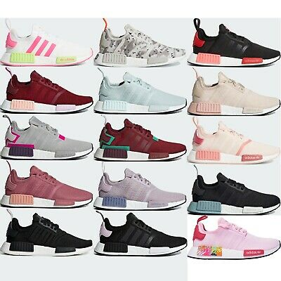 0eb81df54343d adidas Originals NMD R1 Women s Shoes Lifestyle Comfy Lightweight Sneakes