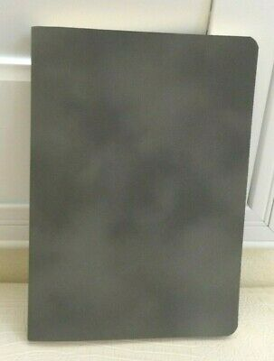 InTempo Firenze Italy Stationary Journal Diary Note Agenda Sketching Book Grey