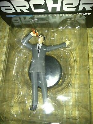 Loot Crate Exclusive Classic Archer Collectible Drinking Alcohol Figure NIB New