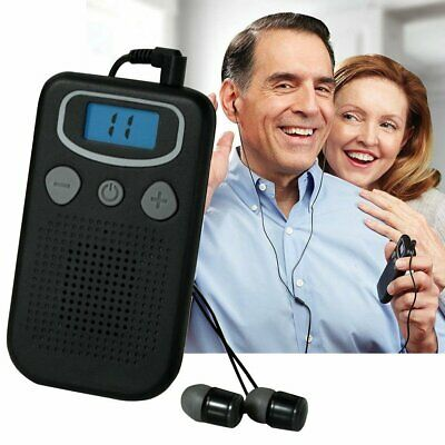 AU Magic Digital Personal Ear Hearing Aid Device Booster Sound Hearing Amplifier