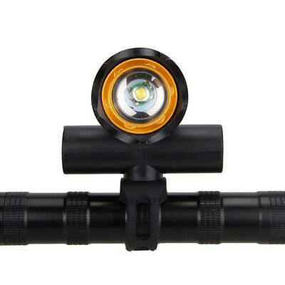 Waterproof IP65 LED 15000LM Front Light Lamp Headlight for Bike MTB Bicycle