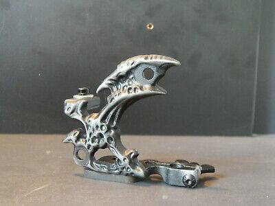 Custom Tattoo Machine Aaron Cain Replica Bio Frame-Used Spare Parts-Ink