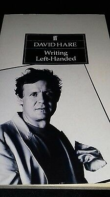 Writing Left-handed: Collected Essays by David Hare (Paperback, 1991)