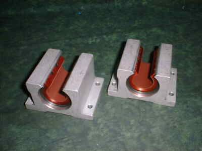 """(2) 3/4"""" Pacific Linear Bearing # PN12  (25004-A12)"""