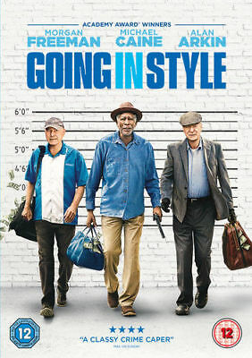 Going in Style DVD (2017)