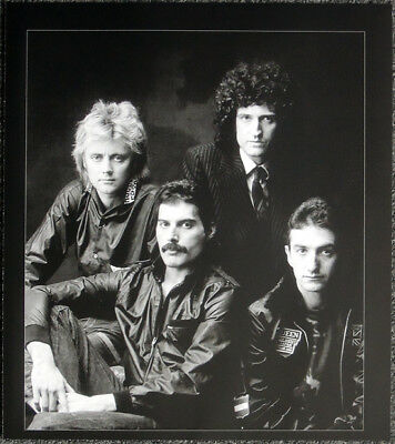 Queen Poster Page 1981 Greatest Hits Album Photo Shoot Freddie Mercury F6