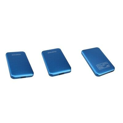 3x USB3.0 to SATAIII 2.5inch External SSD for PC & Fast Read/Write Function
