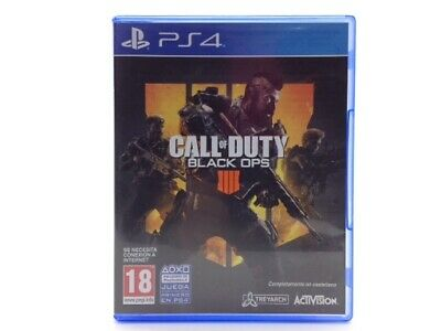 Juego Ps4 Call Of Duty: Black Ops 4 Ps4 4686121