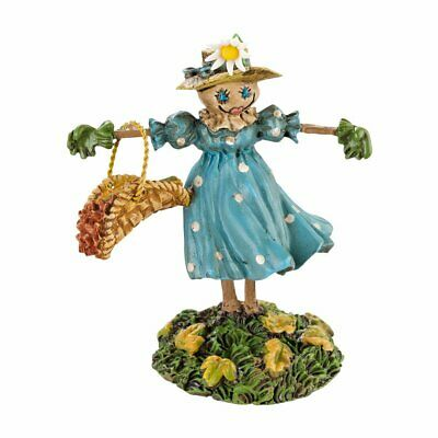 Decorative Accessories for Villages My Garden Scarecrow Accessory, 1.97 inch