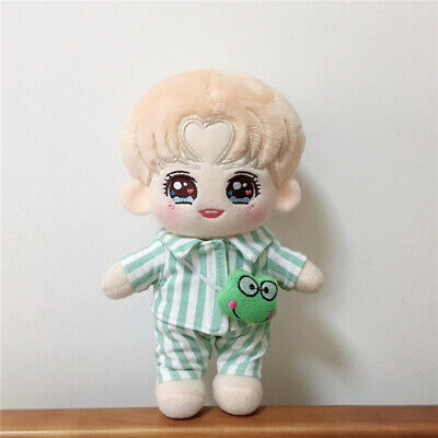 KPOP WANNA ONE Nct EXO Shinee BTS Doll's Clothes Pajama Set Bag Cute【no doll】
