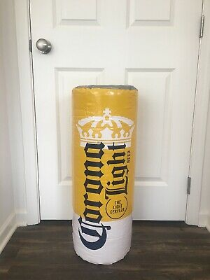 "NEW! CORONA LIGHT Blow-Up Cerveza Beer Can 29"" Inflatable"