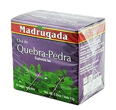 Natural Chanca Piedra Tea from Brazil for Kidney Stones 10mg 10 Packs