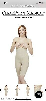 0543ca718 MID THIGH BODY Plastic Surgery Compression Garment Kit - Stage 1   2 ...