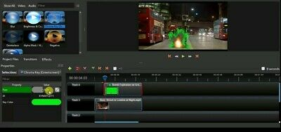 VIDEO EDITING SOFTWARE for Windows 10 8 7 & MacOS 10 9+ Pro Movie Studio  Effects
