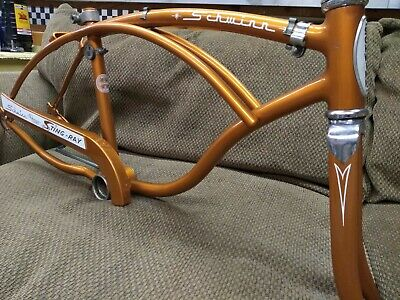 4008764f153 1965 schwinn stingray Deluxe 3speed 2 Speed Model! VERY NICE CONDITION!
