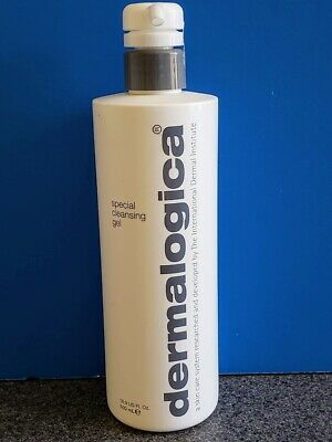 New Dermalogica Special Cleansing Gel 500 ml 16.9 oz