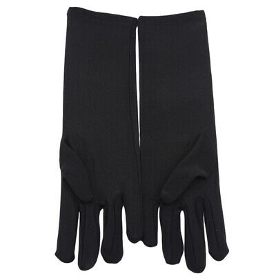 Outdoor Camping Summer Sunscreen Embroidered Gloves Thin Driving Gloves Q