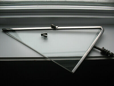 Right Side Vent (Wing) Window Glass Fiat 124 Spider 1966-78