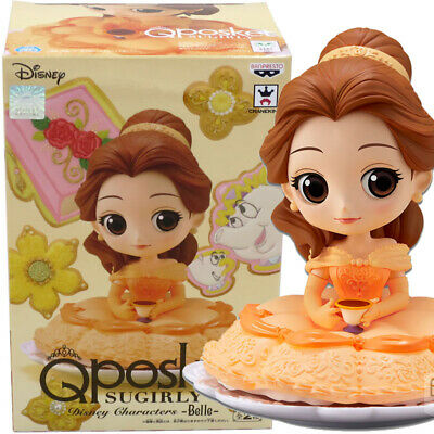Banpresto Qposket SUGIRLY Disney Characters Beauty and the Beast Belle (B)