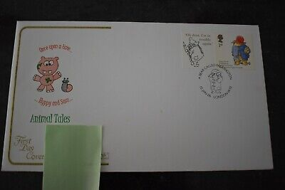 2006 Animal Tales Cotswold First Day Cover FDC SHS London W10 Postmark (AA)