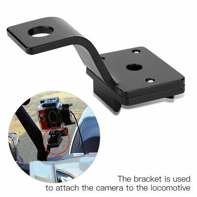 Motorcycle Rearview Mirror Mount Bracket Holder Accessories For GoPro 4 5 XiaoYi