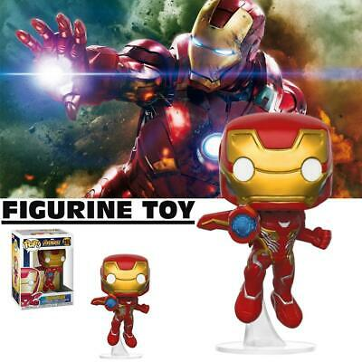 Funko POP! Marvel: Avengers Infinity War - Iron Man Home Collection Toy Gift