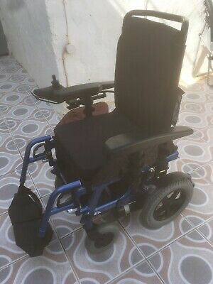Eltego electric wheelchair And Charger