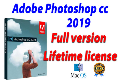 Adobe Photoshop cc 2019 For Mac Full Version