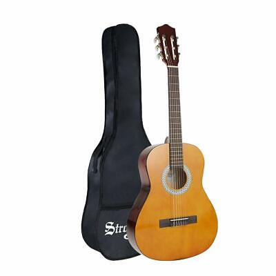 Strong Wind 36 Inch Classical Acoustic Guitar 3/4 Size Beginner Guitar Gig Bag