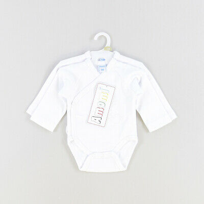 Pack 2 bodies color Blanco marca Amomi 1 Mes  528520