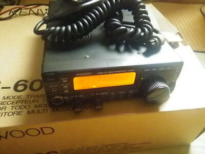 KENWOOD TS-480SAT 100W HF/50MHZ All-Mode Transceiver w