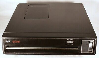 RCA SelectaVision VideoDisc CED Player SGT075  | MISSING STYLUS