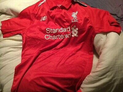 Liverpool (england) Home Football Shirt XL (with Shorts) 2018/19