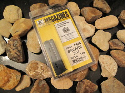 Magazine Mag fits Savage Model 1917 in 380 ACP 7 RD .380 Made in the USA! Mags